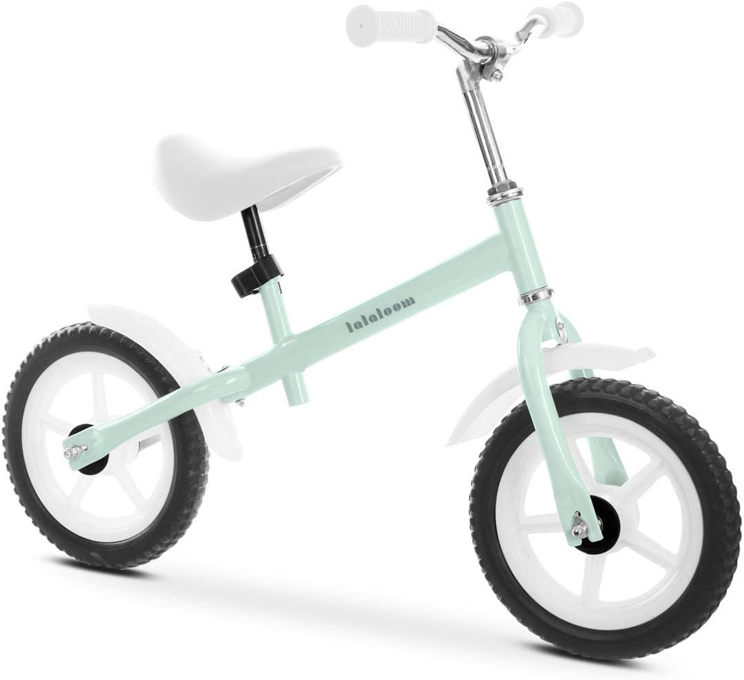 Lalaloom- Mint Bike Bicicleta sin Pedales Andador, Color Verde (1)