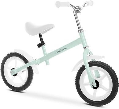 Lalaloom MINT BIKE - Bicicleta sin pedales aluminio verde andador ...