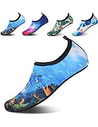 Women's Men's Kid Summer Water Shoes Barefoot Shoe Quick Dry Aqua Socks Yoga
