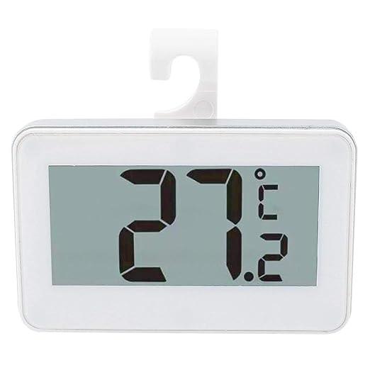 Compra WYANG Congelador Digital Impermeable Refrigerador ...