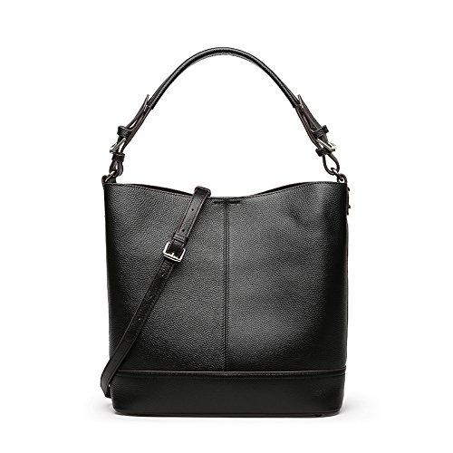 Blue The Guangming77 Bag Layer Crossbody Black Image First Lady Shoulder Portable Bag Embossed Light q4qU1O
