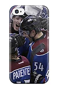 Muriel Alaa New Style 4617315K783840121 colorado avalanche (1) NHL Sports & Colleges fashionable For Ipod Touch 5 Case Cover