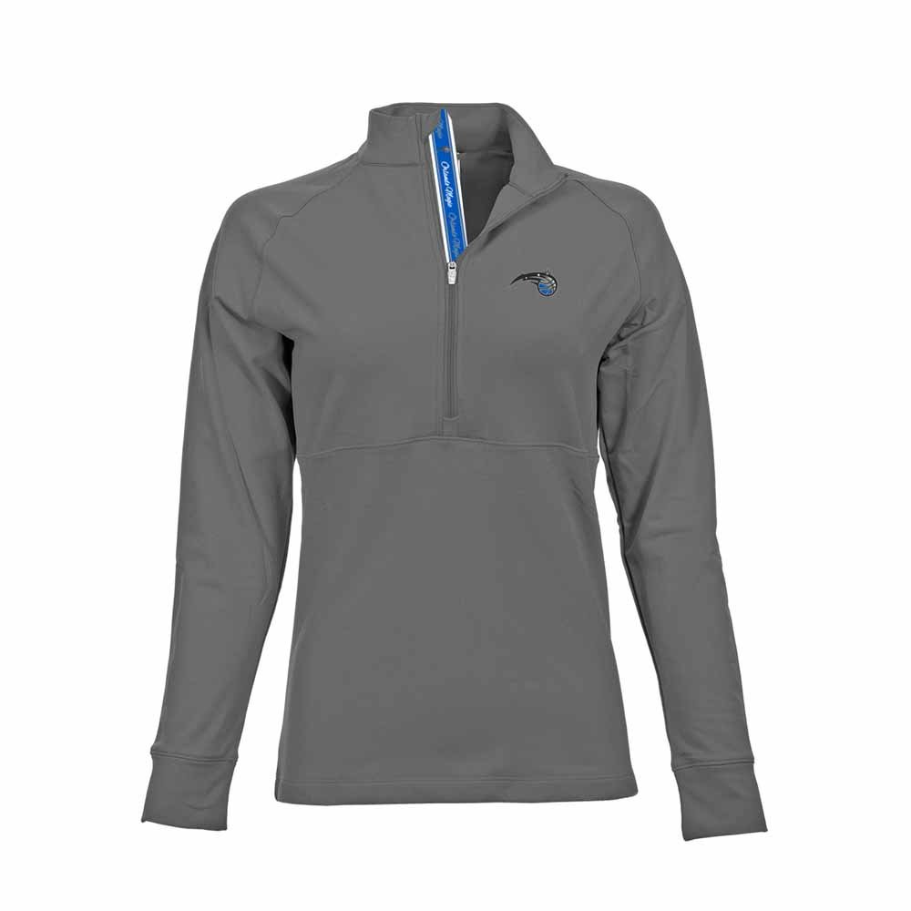 Levelwear NBA Ladies Harmony Team Script Quarter Zip