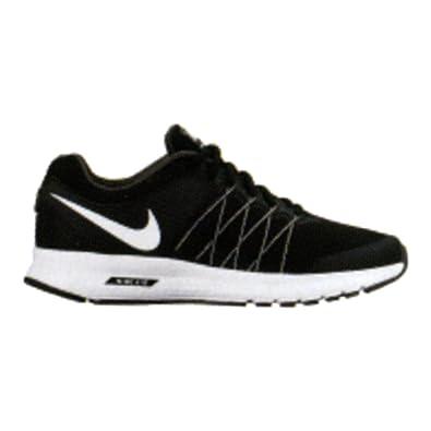 Nike Women's Black-White Running Shoes - 6.5 UK/India (40.5 EU)