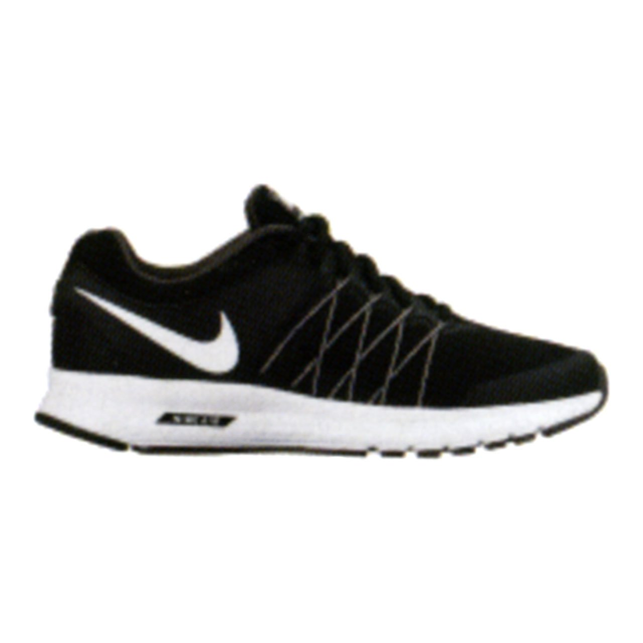 Buy Nike Girls' Black Modern Shoes -6