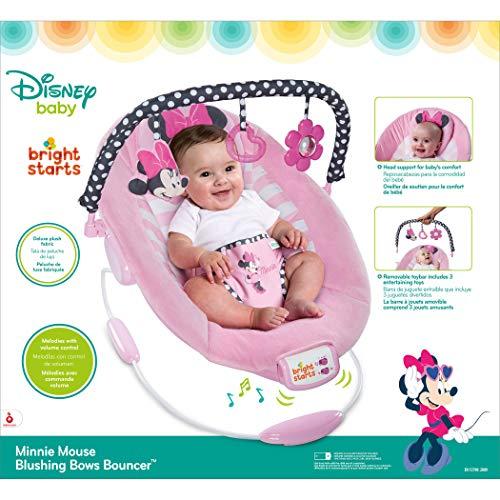 Disney Minnie Blushing Bouncer