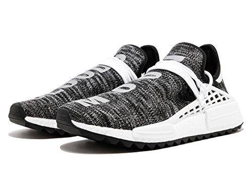 adidas Originals PHARRELL WILLIAMS PW HUMAN RACE NMD TR Core Black (アディダス オリジナル ファレルウィリアムス ヒューマンレース トレイル  コアブラック )[J.Nセレクト] (27cm(US9)) B0779RHSZM
