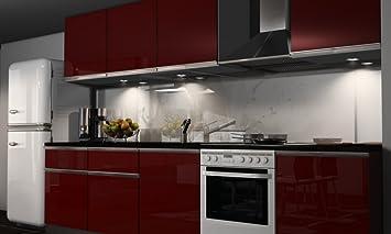 Küchenrückwand-Folie Splash Klebefolie Spritzschutz Küche ...