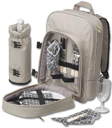 *Picknickrucksack für 2 Personen inkl. Ausstattung*