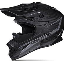 509 Altitude Carbon Fiber Helmet Black Ops Large by 509 ALTITUDE