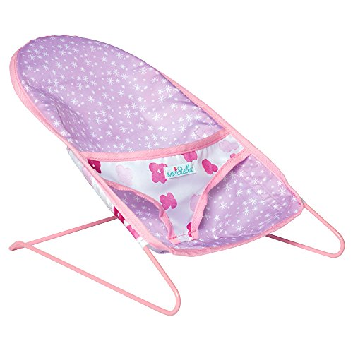 (Manhattan Toy Baby Stella Bouncy Chair Baby Doll Accessory for 12