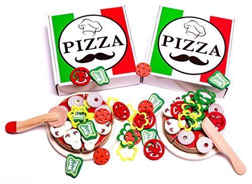 Pizza Party pack combo toppings product image