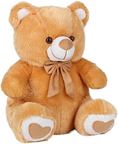 buy toyhub stuffed spongy hugable cute teddy bear with foot heart
