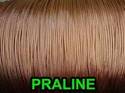 1.8 MM Dark Brown Professional Grade  Lift Cord for Blinds and Shades 25 YARDS