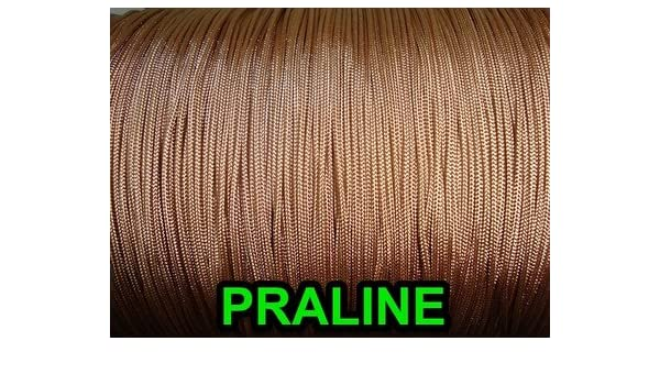 1.4 MM Professional Lift Cord for Blinds and Shades PRALINE 100 YARDS