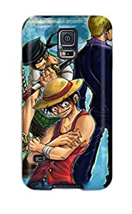 Galaxy S5 VGiEhNS14083waYDV One Piece Animes Tpu Silicone Gel Case Cover. Fits Galaxy S5