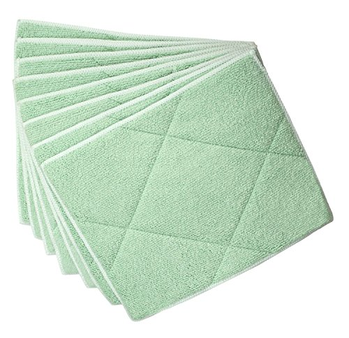 Generic 12 pcs Super Absorbent Dandelion Dish Cloths with Sponge Pad by Generic