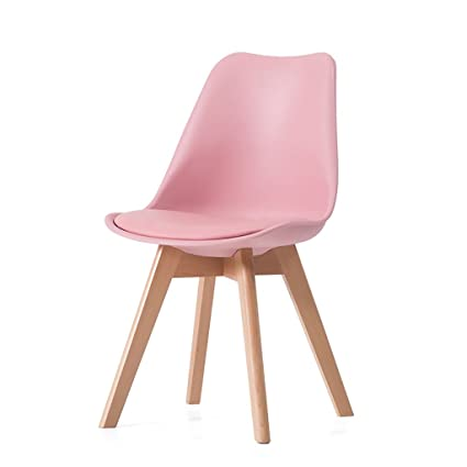 Amazon.com - Dining Chairs Mid Century Modern Style Side Wood ...