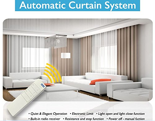 Curtain Call Remote Controlled Drapery System