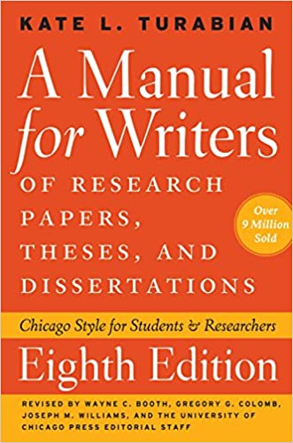 A Manual For Writers Of Research Papers, Theses, And Dissertations, Eighth Edition: Chicago Style For Students And Researchers (Chicago Guides To Writing, Editing, And Publishing) Download Pdf