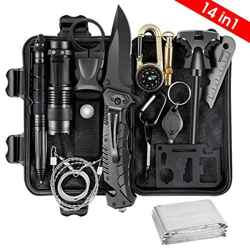 Survival Kit 14 in