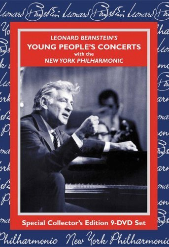 Bernstein Collectors - Leonard Bernstein's Young People's Concerts - Collector's Edition [Regions 2,3,4,5,6] by Kulter