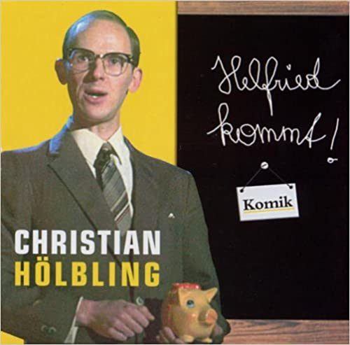 https://images-na.ssl-images-amazon.com/images/I/51vue9P1G%2BL._SY491_BO1,204,203,200_.jpg|Helfried kommt, 1 Audio-CD [Audiobook] [Audio CD]