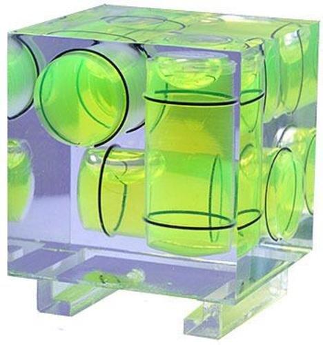 Studiohut Hot Shoe Three Axis Double Bubble Level