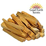 palo santo wood sticks - Premium Holy Palo Santo - 20 Smudge Sticks - 4.5 oz - 100% Natural and Organic - by Good Earth Scents