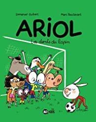 Ariol, tome 9 : Les dents du lapin par Emmanuel Guibert