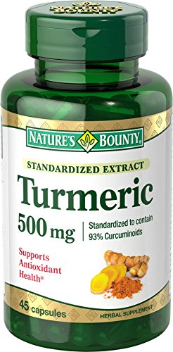 Natures Bounty Turmeric Standardized Extract