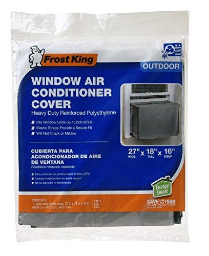 frost king ac2h outside window air conditioner cover 18 x 27 x 16 inch new ebay