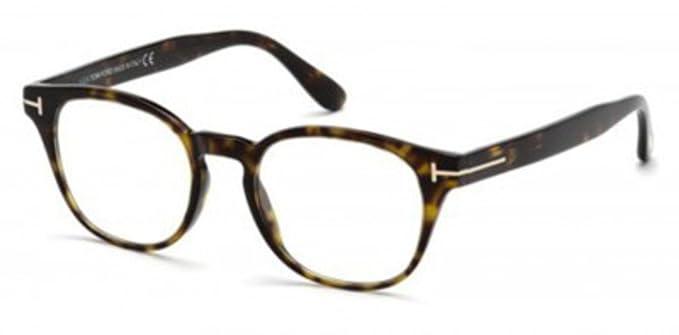 edb3c297d7 Eyeglasses Tom Ford FT 5400 -F 052 dark havana at Amazon Men s ...