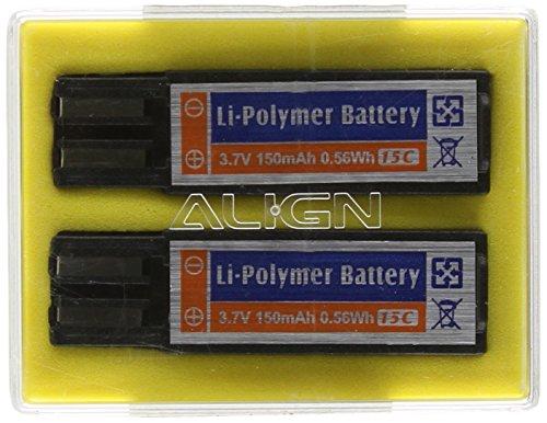 Align LiPo 1s, 3.7V, 150mAh, 15C