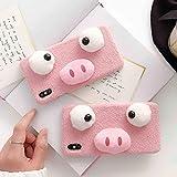 BONTOUJOUR Case for iPhone 7 Plus/iPhone 8 Plus, Super Cute 3D Piggy Pattern Serie Design Soft TPU Cover Pig Style Protector Case for iPhone 7 Plus/iPhone 8 Plus - Big PIG Nose
