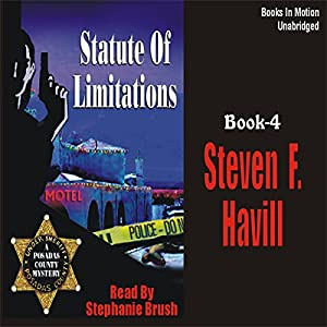 Statute of Limitations Hörbuch