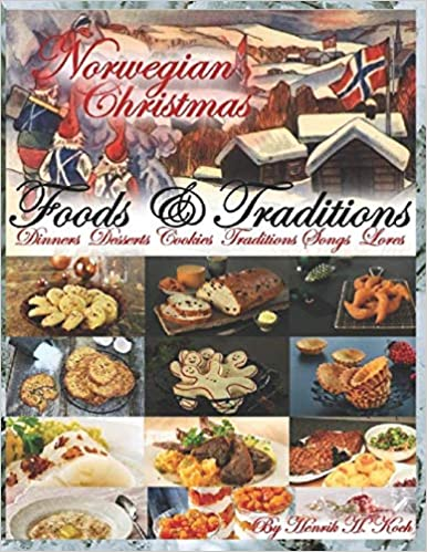 Amazon Com Norwegian Christmas Foods Traditions Dinners