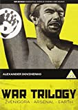 Dovzhenko: War Trilogy [DVD] [1928] by Georgi Astafyev