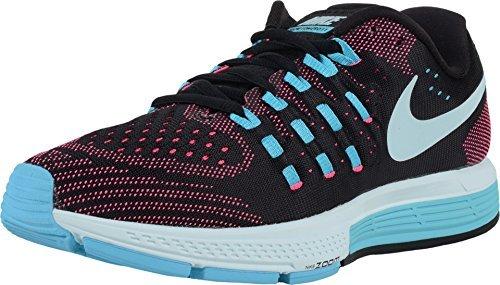 Nike Frauen Air Zoom Vomero 11 Laufschuhe Schwarz Blau Rosa Explosion 004