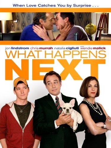 Amazon Com What Happens Next Jon Lindstrom Wendie
