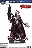 Spawn: Rebirth Color Tops Blue Wave #11 Hamburger Head Variant 7-Inch Action Figure