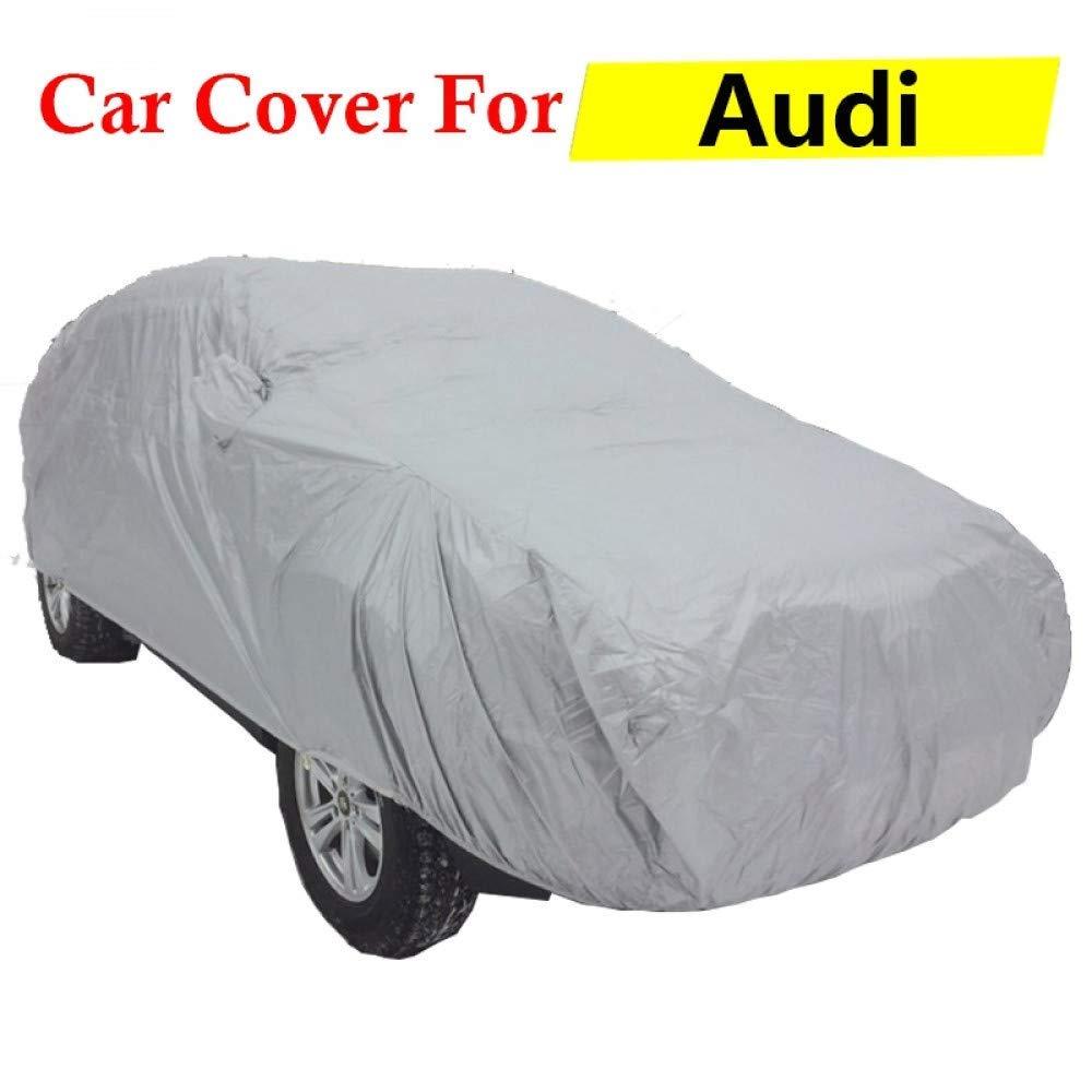車のカバー防水用アウディA4 A5 A6 S4 S3 Rs7車のカバー屋外抗UV日降雨除雪機耐性防塵オートカバー (Color : For Audi S3)  For Audi S3 B07T8PPZG7