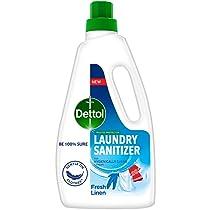 Dettol After Detergent Wash LiquidLaundrySanitizer, Fresh Linen – 960ml