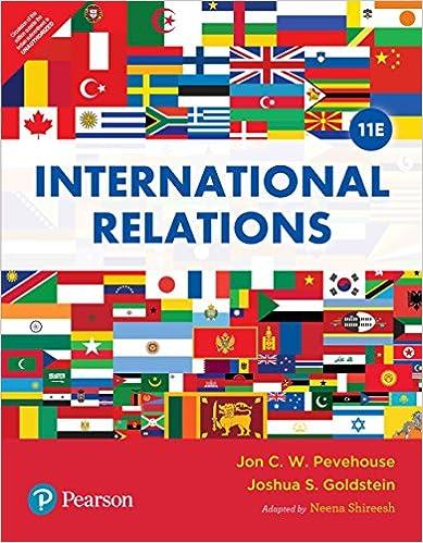 Amazon com: International Relations 11 Th Edition (9789332586659