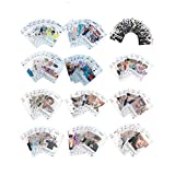 BTS BANTAN BOYS Transparent Photo Cards Ins Photocards, Gifts for ARMY Daughter (BTS 95pcs)