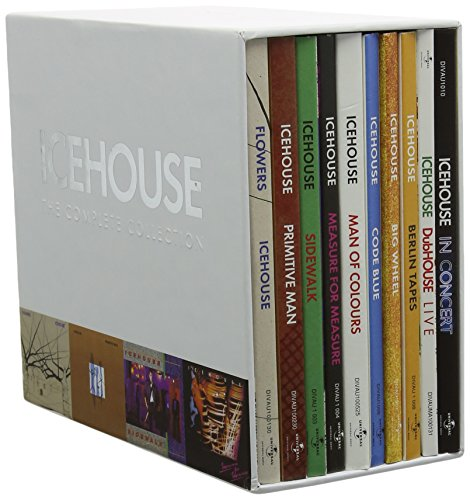 CD : Icehouse - Icehouse: 40th Anniversary Box Set (PAL Region 0) (Australia - Import, Pal Region 0, 13 Disc)