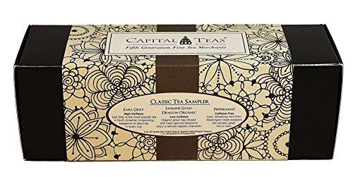 Capital Teas Classics Tea Sampler