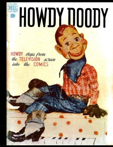 Howdy Doody #1: Golden Age Humor Comic 1950