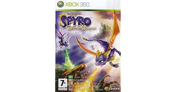 Legend of Spyro Dawn of the Dragon (Xbox 360) [importación inglesa ...