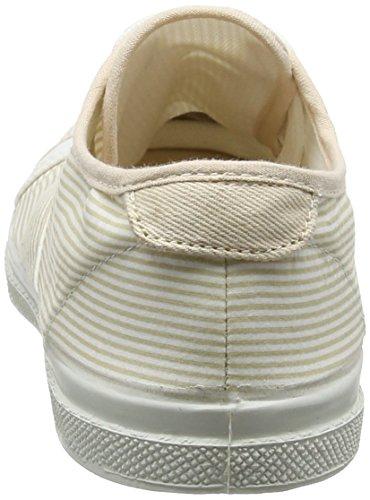 Beige Bensimon Scarpe Tennis Stripe Da Ginnastica 0118 beige Kelly rYwrZq
